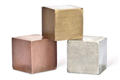 Het verwarmingselement in Heat4All infraroodverwarming is vervaardigd uit Constantaan: een legering van koper, nikkel en mangaan