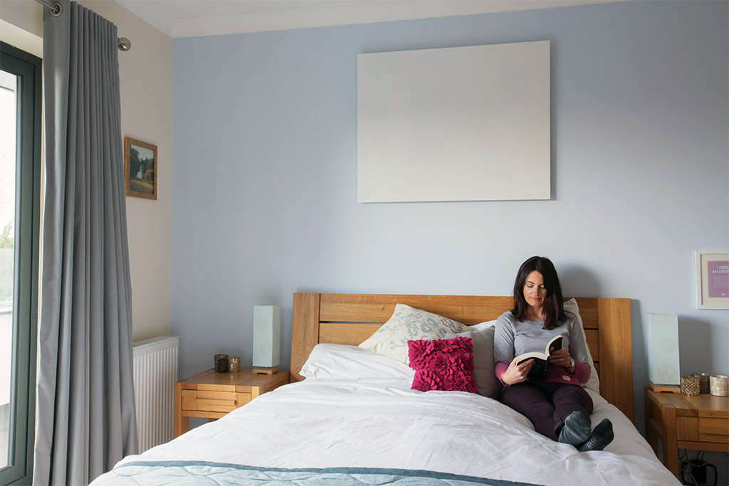 Infraroodverwarming wit 5 jaar garantie smarthomesupply for Classic house nl