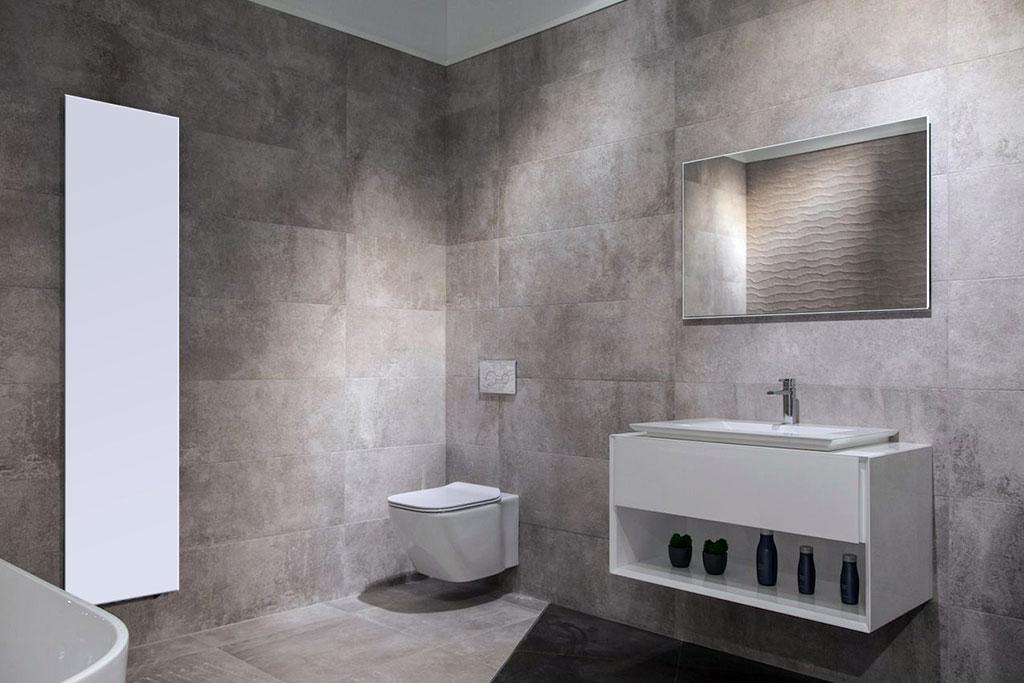 Badkamer infraroodverwarming met thermostaat | SmartHomeSupply