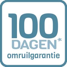 100 dagen omruilgarantie