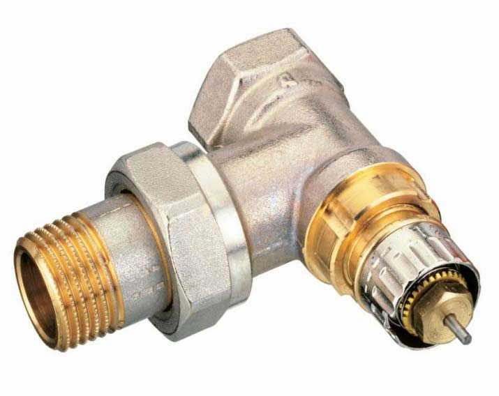 Een slimme thermostaatknop past op een Danfoss RA afsluiter. De adapter die hiervoor nodig is wordt gratis meegeleverd bij een slimme thermostaatknop.