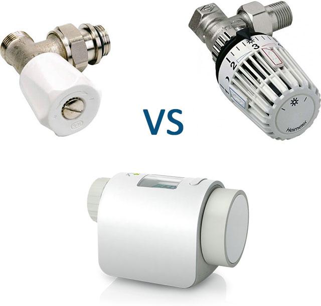 Fabulous Thermostaatknop of radiatorkraan slim maken | SmartHomeSupply ZM04