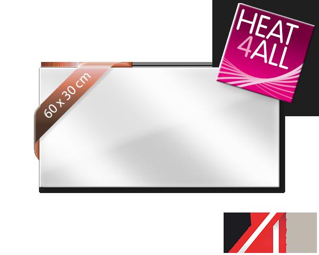 Spiegel Infrarood Verwarming Voor Badkamer Smarthomesupply