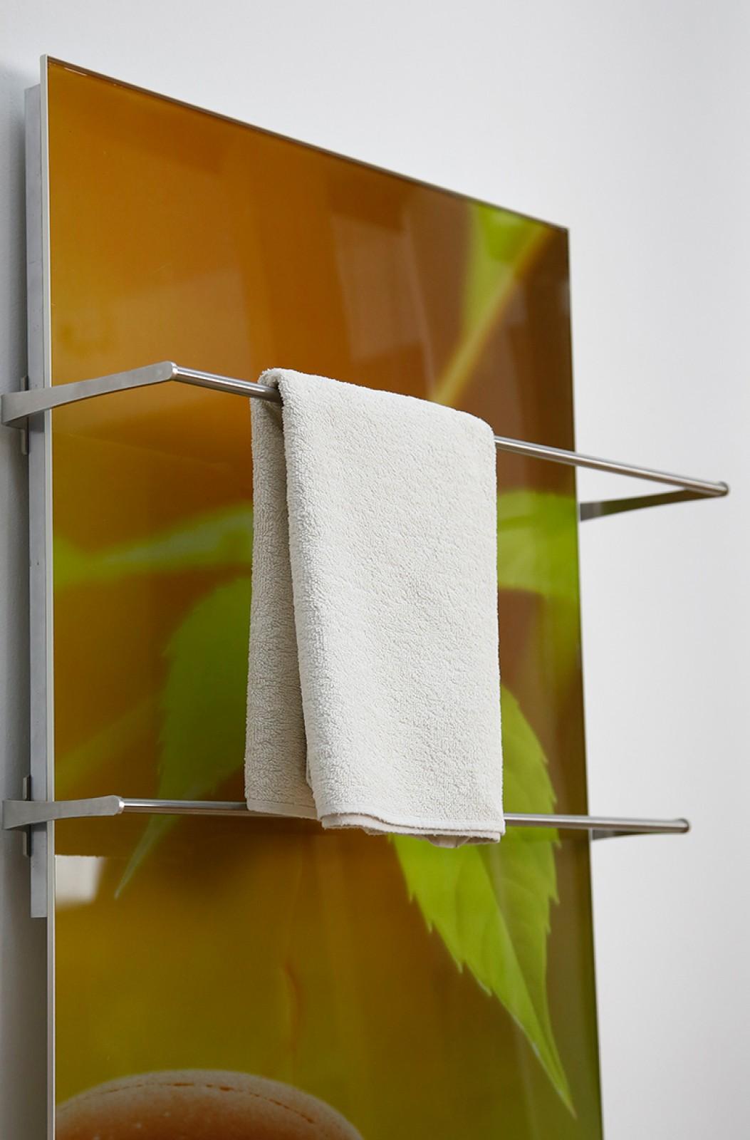 Handdoek droger voor infrarood verwarming. Ideaal voor de badkamer ...