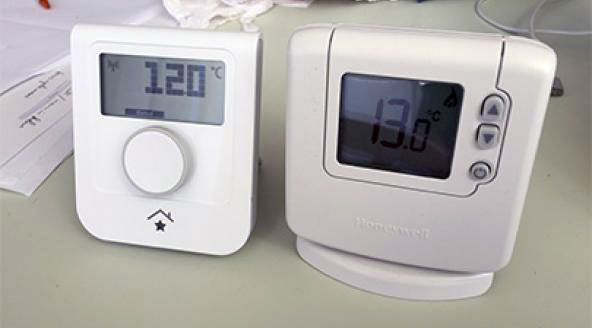 Draadloze thermostaat smarthomesupply