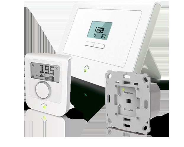 Inbouw Trekschakelaar Badkamer : Infraroodverwarming thermostaat met inbouw schakelaar smarthomesupply
