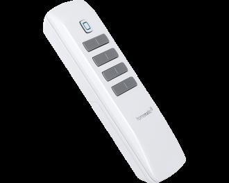 Elke knop kan een afzonderlijk apparaat bedienen of een scenario dat meerdere apparaten tegelijk bestuurt activeren.