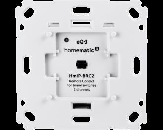 De drukknop wordt toegevoegd aan het Homematic IP systeem via het Access Point. Dit is de hub van het Homematic IP systeem.