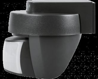 De bewegingsmelder is 360 ° draaibaar en kan volledig in de rondte gedraaid worden.