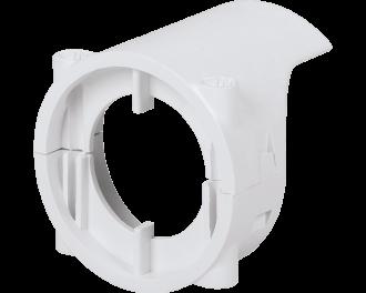 De Homematic IP diefstal beveiliging voor thermostaatknop verhindert stelen en demonteren van een Homematic IP thermostaatknop.