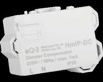 De compensator lost storingen op door de inductieve spanning te verbruiken en te neutraliseren, zodat de LEDs er geen last meer hebben.