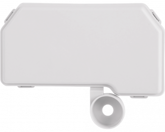 De module is geschikt voor elektrabedrading tot 1,5 mm2. Draden van 2,5 mm2 kunnen alleen toegepast worden met een los mee te bestellen adapterset van 2,5 naar 1,5 mm2.