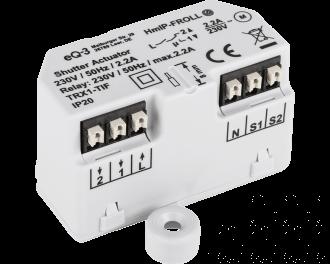 De module is geschikt voor elektra bedrading met vaste kern tot 1,5 mm2. Draden van 2,5 mm2 kunnen toegepast worden met een los mee te bestellen adapterset van 2,5 naar 1,5 mm2.