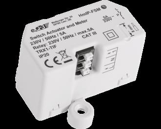 De module kan gebruikt worden voor klimaat, verlichting en beveiling. Een van de meest gebruikte toepassingen is aansturen van elektrische radiatoren en infrarood verwarming. De module kan draadloos gekoppeld worden aan Homematic IP thermostaten of temperatuursensoren.