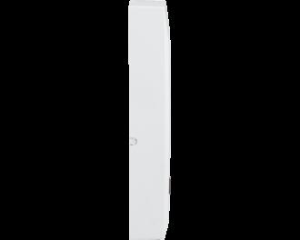 De afmetingen van de input module zijn 2,6 x 10,0 x 1,7 cm.