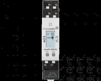 Het relais kan tot 200 Watt LED verlichting, 1500 Watt gloeilamp of halogeen verlichting of 2300 Watt elektrische verwarming aansturen.
