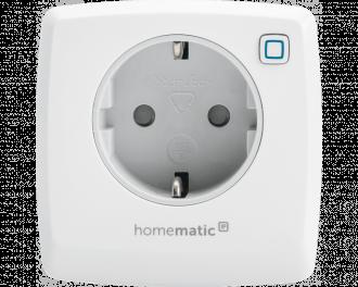 De stekkerschakelaar wordt toegevoegd aan het Homematic IP systeem via het Access Point. Dit is de hub van het Homematic IP systeem.