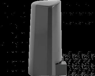 De afmetingen van de temperatuur en luchtvochtigheids sensor zijn 5,9 x 8,2 x 4,1 cm (B x H x D).