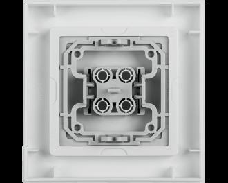 Het wipvlak is geschikt voor Homematic IP dimmer voor merk-wipvlak (HmIP-BDT)