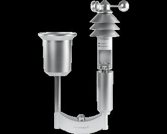 Het Homematic IP weerstation plus werkt gemiddeld 1 jaar op 3 AA penlite batterijen. Batterijen worden meegeleverd. De afmetingen van het weerstation zijn 35 x 53 x 15 cm (B x H x D).