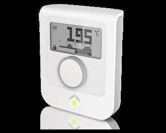innogy SmartHome Thermostaat - Draadloze hoofdthermostaat voor SmartHome thermostaatknoppen en vloerverwarming en Heat4All infraroodverwarming