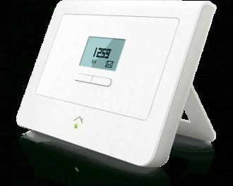 SmartHome Centrale met alle basisfuncties voor een draadloos SmartHome domotica-systeem