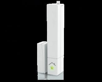 SmartHome Magneetcontact voor detectie van een open deur of raam
