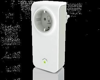 SmartHome stekkerdimmer om verlichting te dimmen en draadloos te regelen
