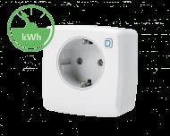 De Alpha IP stekkerschakelaar kan elektrische verwarming en infrarood verwarming aansturen.