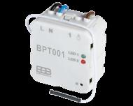 Elektrobock BPT001. Draadloze inbouw schakelaar voor infraroodverwarming.