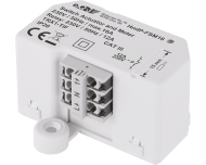 De Homematic IP inbouw schakel module tot 2750 Watt wordt ingebouwd in een inbouwdoos of verdeeldoos voor elektra en kan onzichtbaar weggewerkt worden.